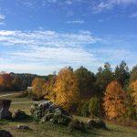 Jesienna wyprawa geografów I LO