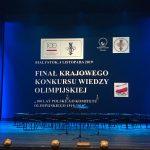 IV miejsce w Polsce Finale krajowego Konkursu Wiedzy Olimpijskiej