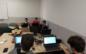 HACKATHON – YOU WILL NEVER CODE ALONE